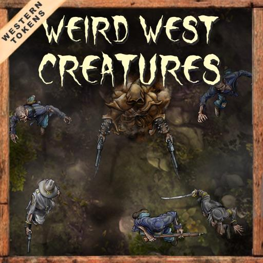 Western Tokens, Weird West Creatures