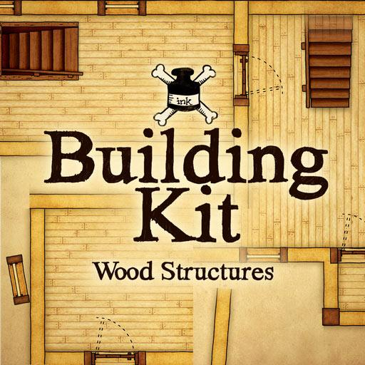 Building Kit - Wood Structures