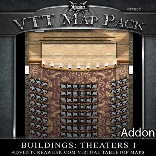 VTT Addon: Theater 1