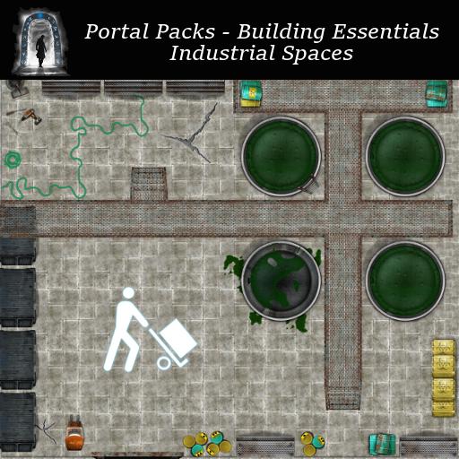 Portal Packs - Building Essentials - Industrial Spaces