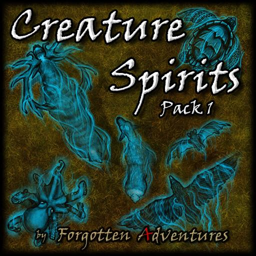 Creature Spirits Pack 1