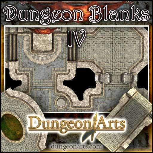 Greytale's Dungeon Blanks 4