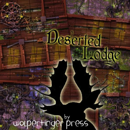 Deserted Lodge Dungeon-On-Demand Map Pack