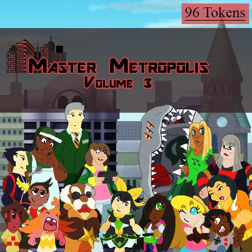 Master Metropolis Volume 3