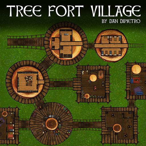 Tree Fort Village