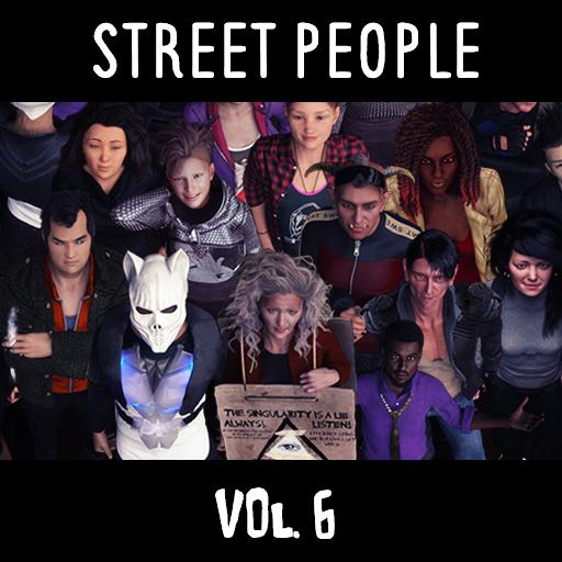 Street People Vol. 6