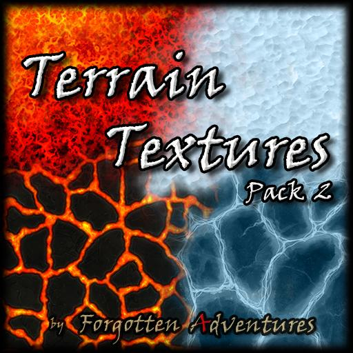 Terrain Textures Pack 2