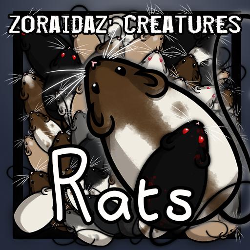 Zoraidaz' Creatures - Rats