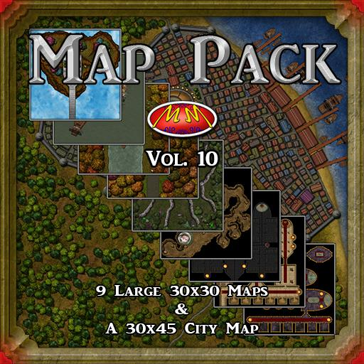 Map Pack Vol 10