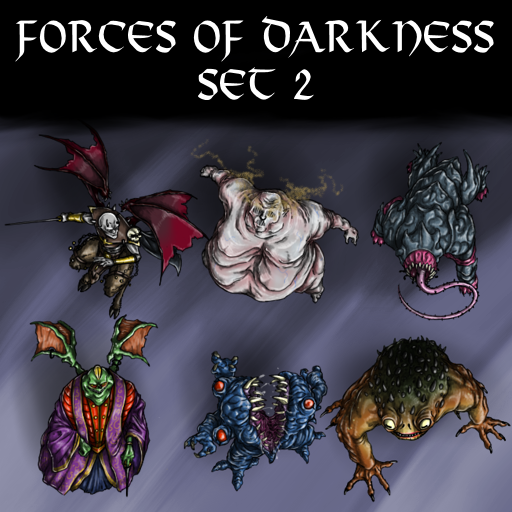 Forces of Darkness Set 2