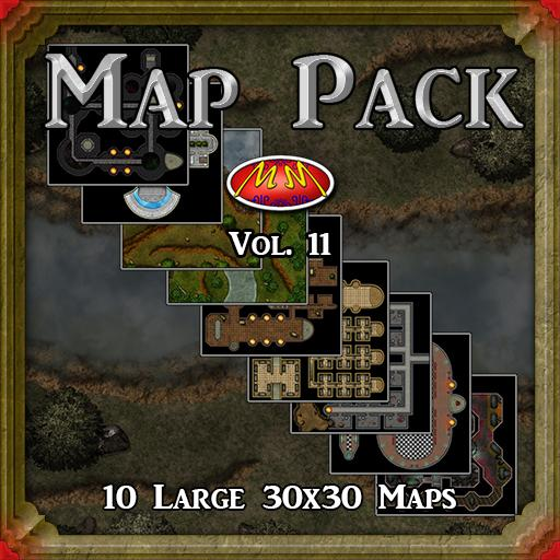 Map Pack Vol 11