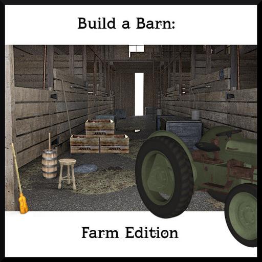 Build-A-Barn: Farm Set