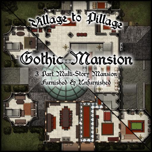 Village to Pillage Gothic Estate