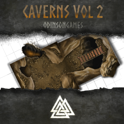 Odinson's Caverns Vol 2