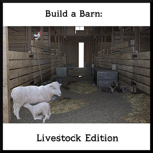Build-A-Barn: Livestock edition