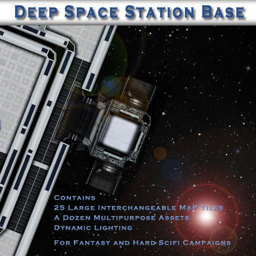 Deep Space Station Base