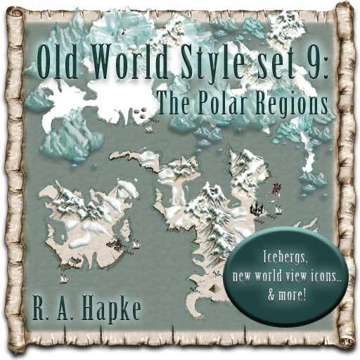 Old World Style Set 9: The Polar Regions