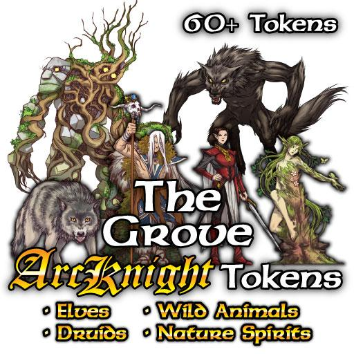 Arcknight Tokens - The Grove