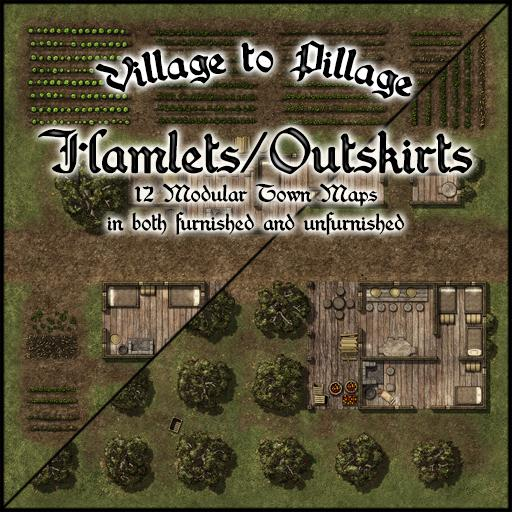 Village to Pillage: Hamlets/Outskirts