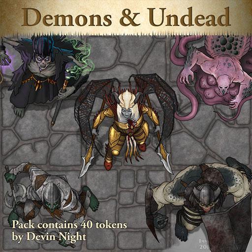 106 - Demons & Undead