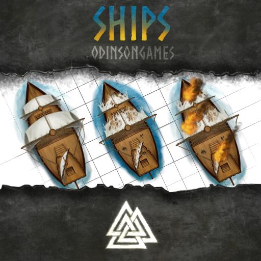 Odinson's Ships