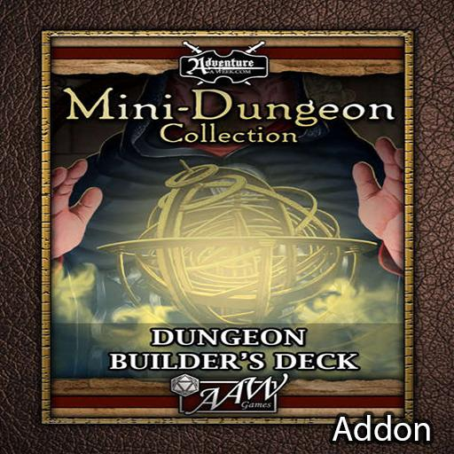 VTT Addon: Dungeon Builders Deck