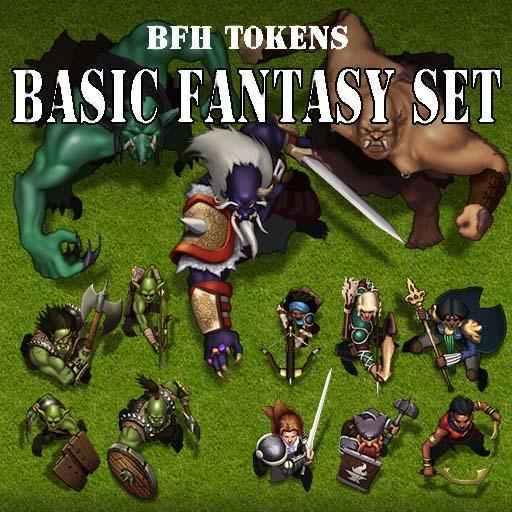 Basic Fantasy Set