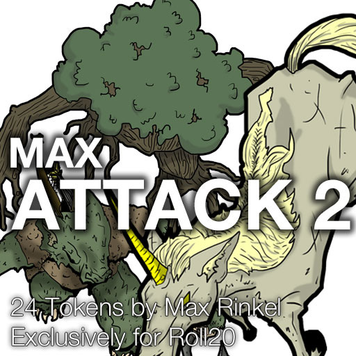 Max Attack 2 - Monsters II