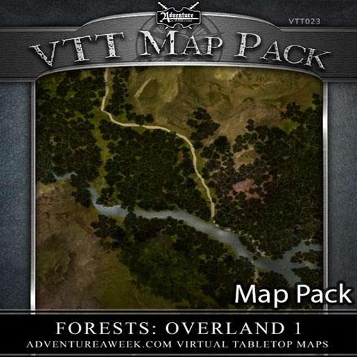 VTT Map Pack: Forests