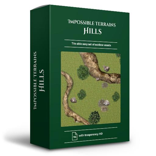 Impossible Terrains: Hills
