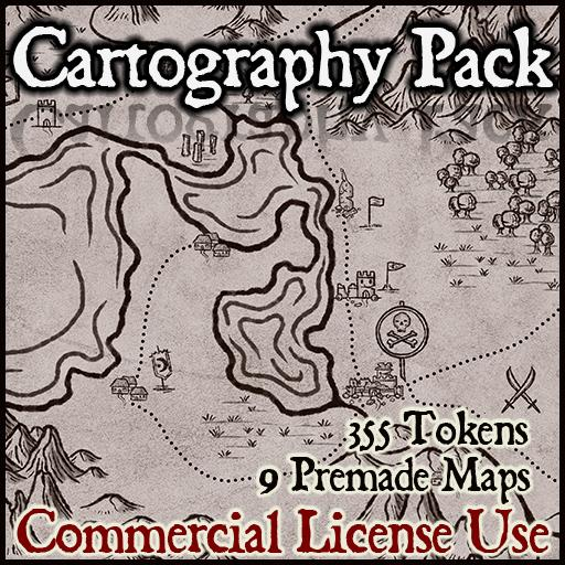 Cartography Pack