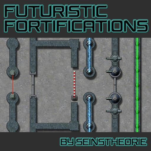 Futuristic Fortifications