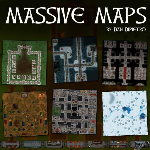 Massive Maps
