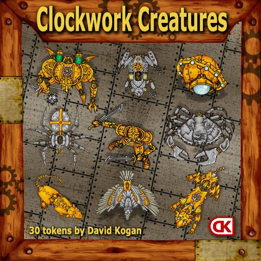 Clockwork Creatures