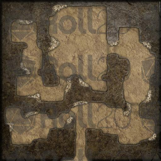 Generic Cave Maps Roll20 Marketplace Digital Goods For Online