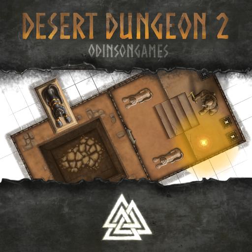 Odinson's Desert Dungeon