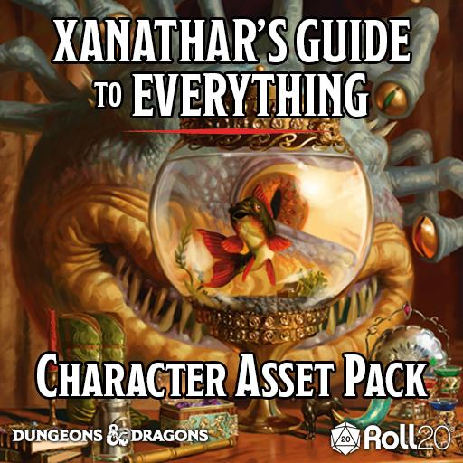 Xanathar's Guide to Everything (Character Asset Pack)
