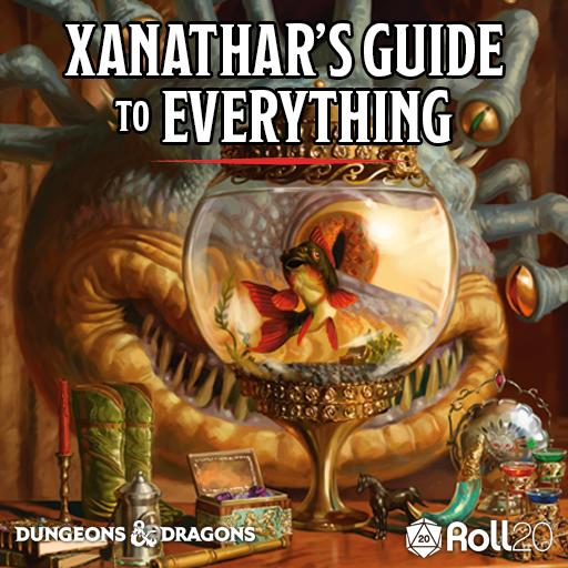 Xanathar's Guide to Everything Bundle