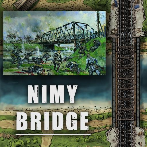The Battle for Nimy Bridge