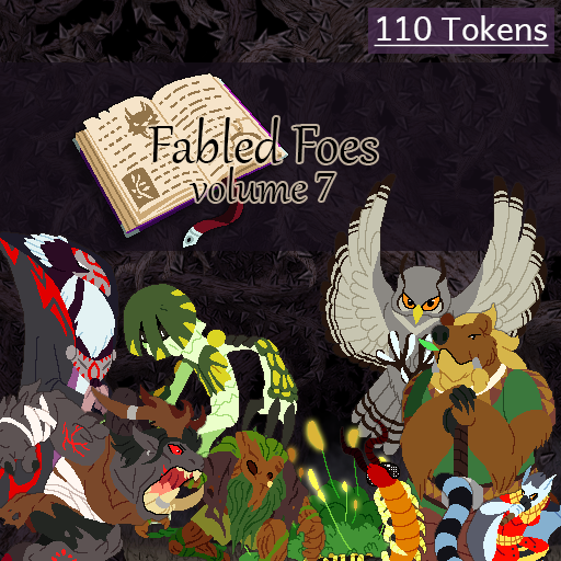 Fabled Foes Volume 7