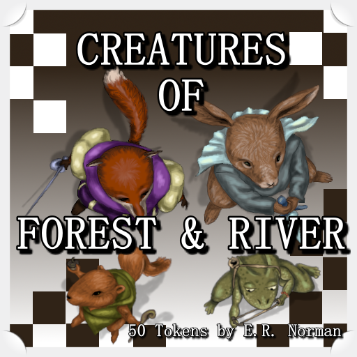 Creatures of the Forest and River