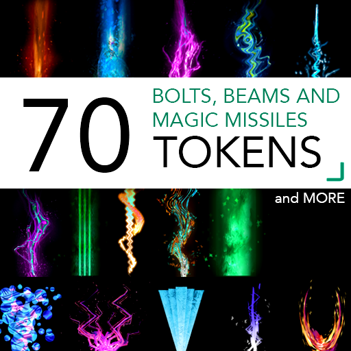 70 Bolts, Beams and Magic Missiles