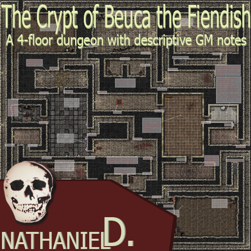 The Crypt of Beuca the Fiendish