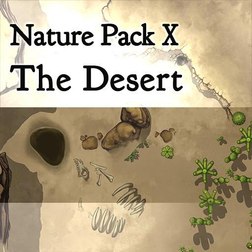 Nature Pack X - Desert