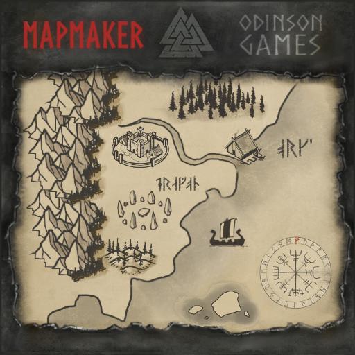 Odinson's Mapmaker