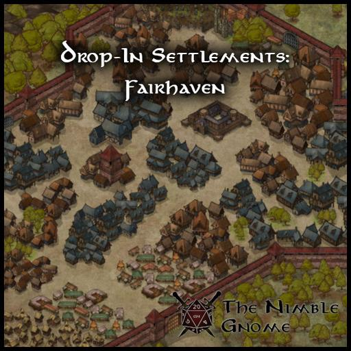 Drop-In Settlements: Fairhaven