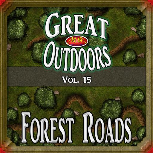 GOv15: Forest Roads