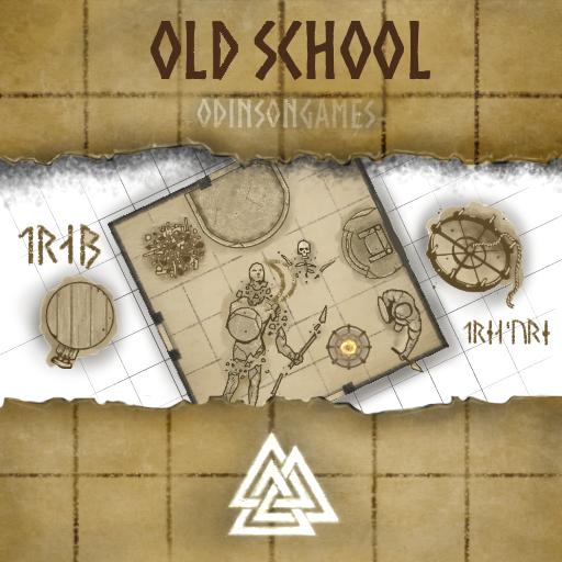 Odinson's Old School
