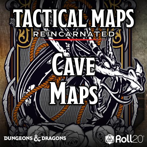 Tactical Maps Reincarnated: Cave Maps