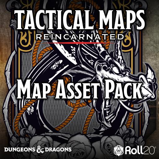 Tactical Maps Reincarnated (Map Asset Pack)